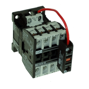 Contactor - DC Operated