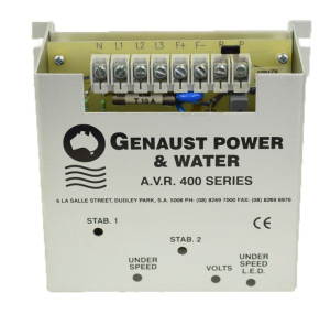 Genaust systems regulators automatic voltage regulators avr 400 asfbconference2016 Gallery